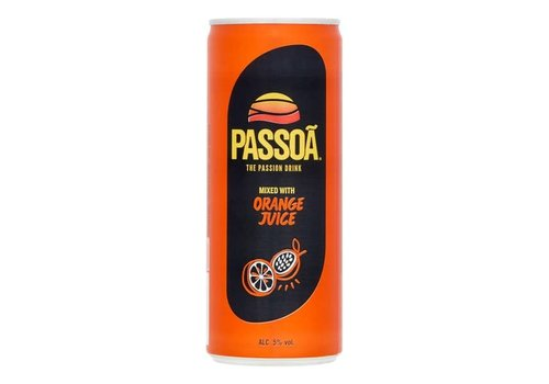 Passoa-Jus d'orange 25 cl