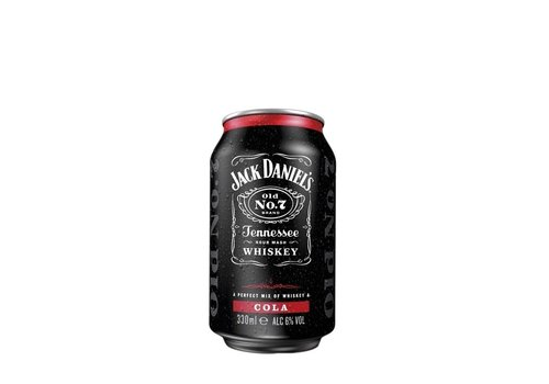 Jack Daniel's Whisky-cola 33cl