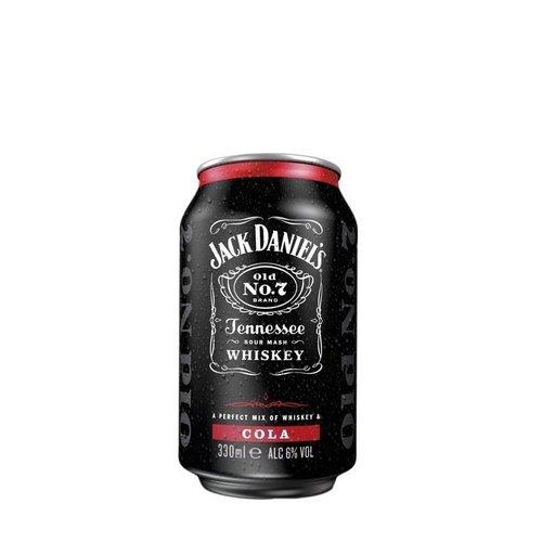 Jack Daniel's Whisky-cola 33cl
