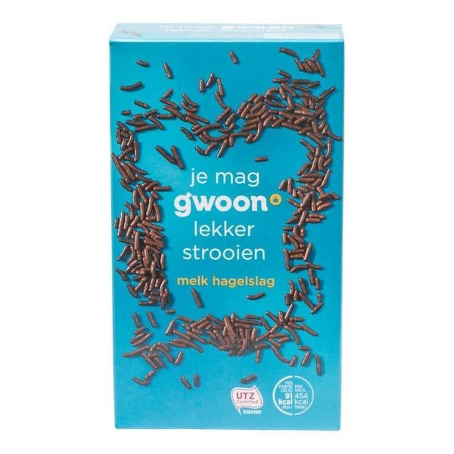 G'woon Hagelslag melk-1