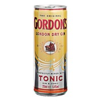 Gordon's Gin en Tonic 250 ml
