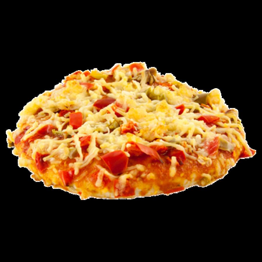 Mini pizza Salami-1