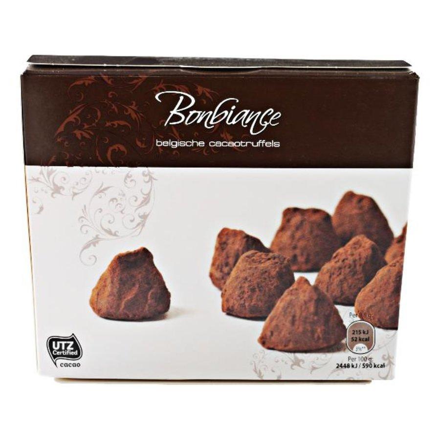 Bonbiance Belgische cacaotruffels 250gr-1