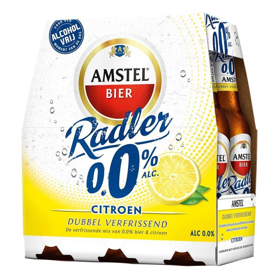 Amstel Radler fris 0.0% 30 cl (6-pack)-1