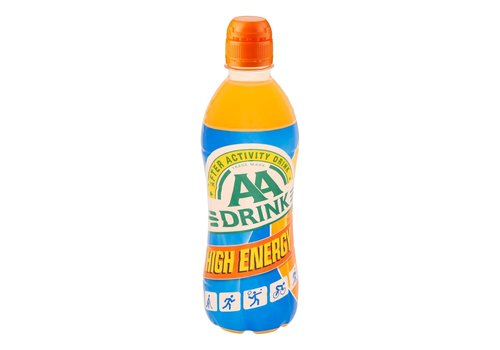 AA Drink Sportdrank high energy 50cl