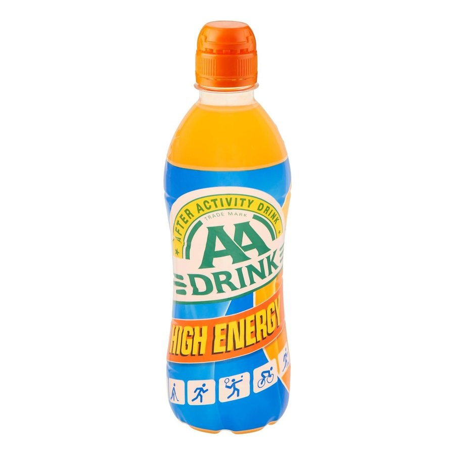 AA Drink Sportdrank high energy 50cl-1