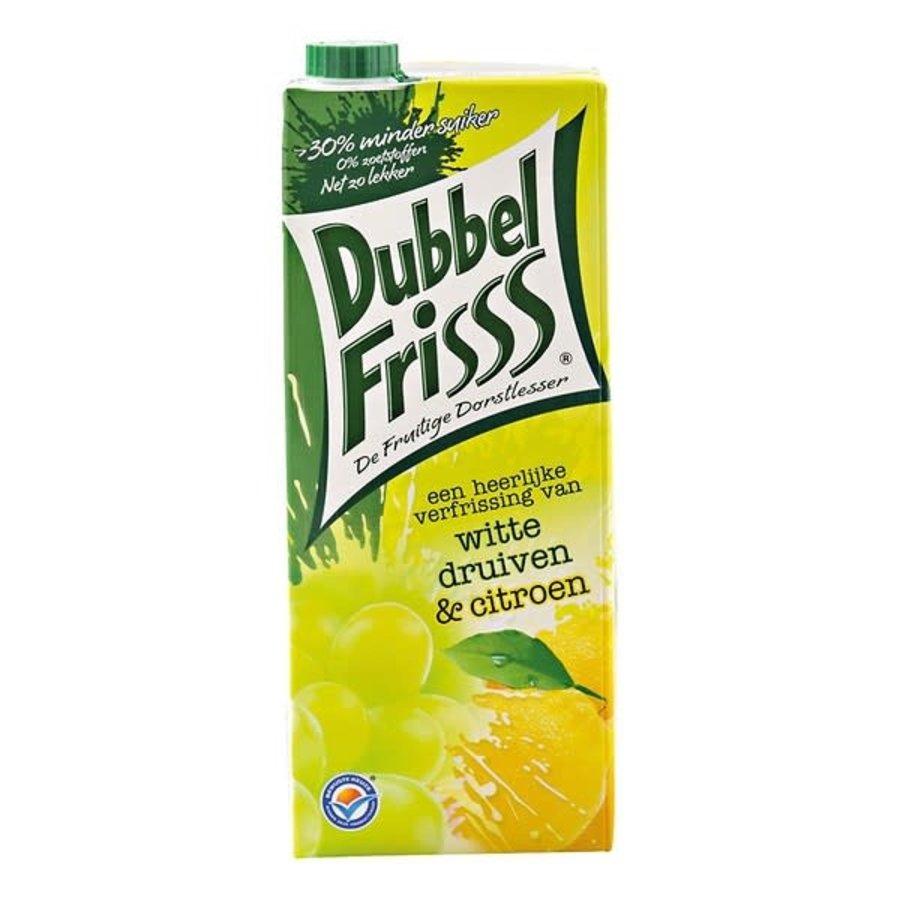 Dubbelfrisss Witte druif & citroen 1,5 liter-1