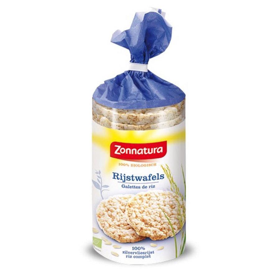 Zonnatura Rijstwafels naturel-1