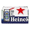 Heineken Pilsener 0.0 330 ml (6-pack)