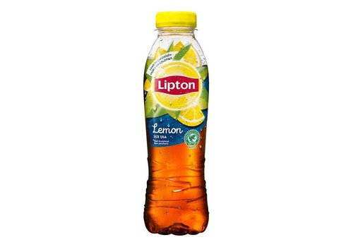 Lipton Ice tea lemon no bubbles 50 cl