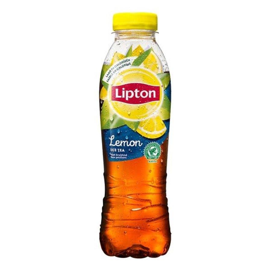 Lipton Ice tea lemon no bubbles 50 cl-1