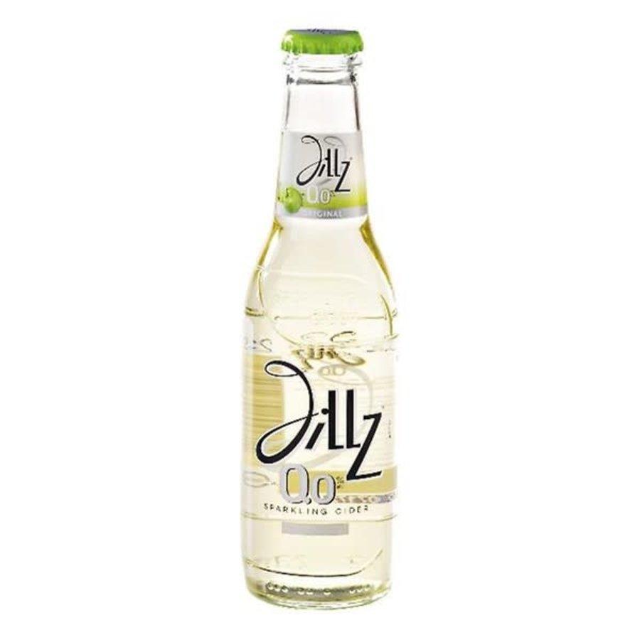 Jilzz Original appel cider 0.0 23 cl (4-pack)-1