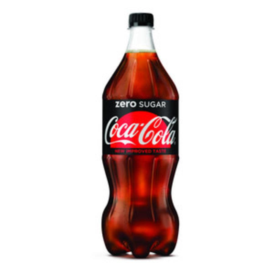 Coca-Cola Zero sugar 1,25 liter-1