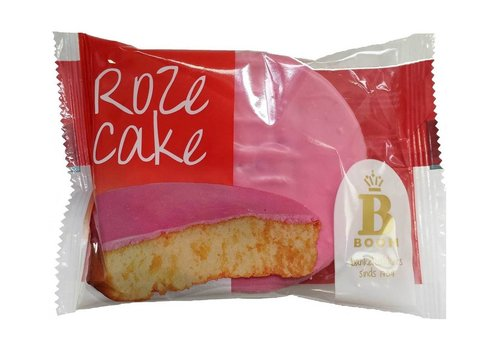 Roze cake