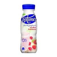 Optimel aardbei framboos drink 33 cl