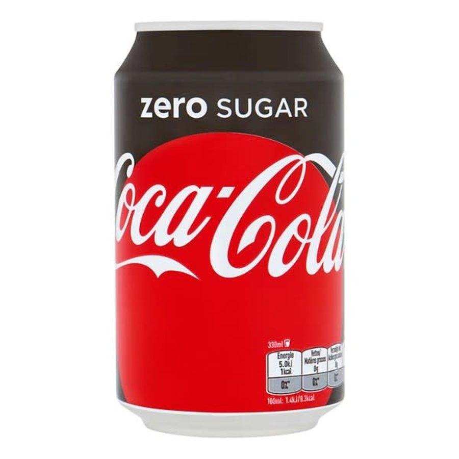 Coca Cola Zero 33cl-1