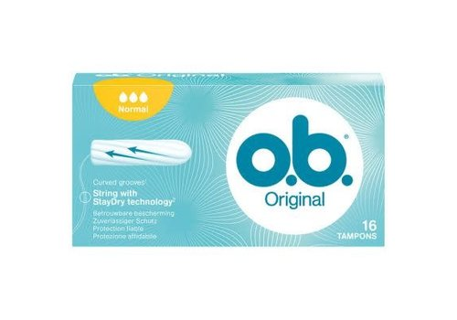 O.B. Tampons normaal