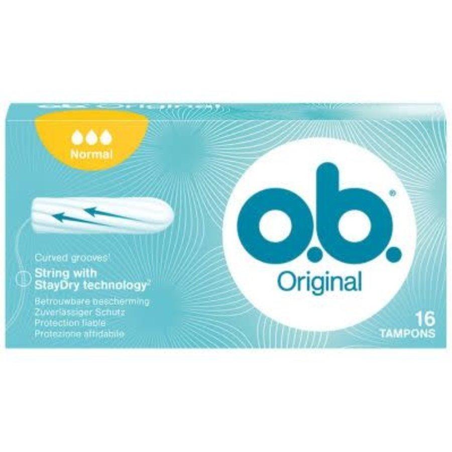 O.B. Tampons normaal-1