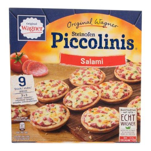 Wagner Piccolinis salami