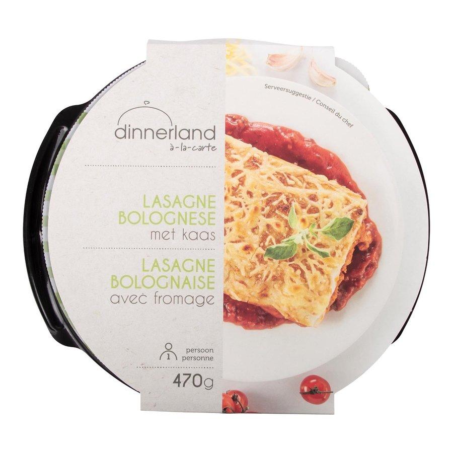 Dinnerland Lasagne bolognese met kaas-1