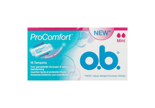 O.B. ProComfort Mini