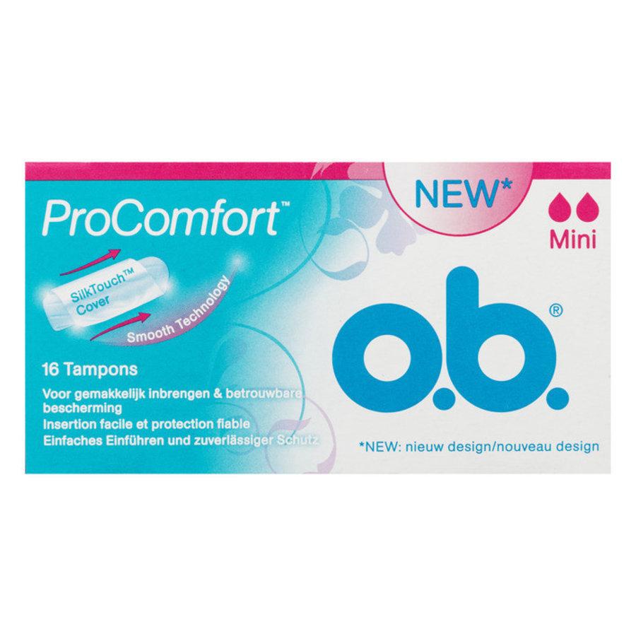 OB procomf. Mini Tampons-1