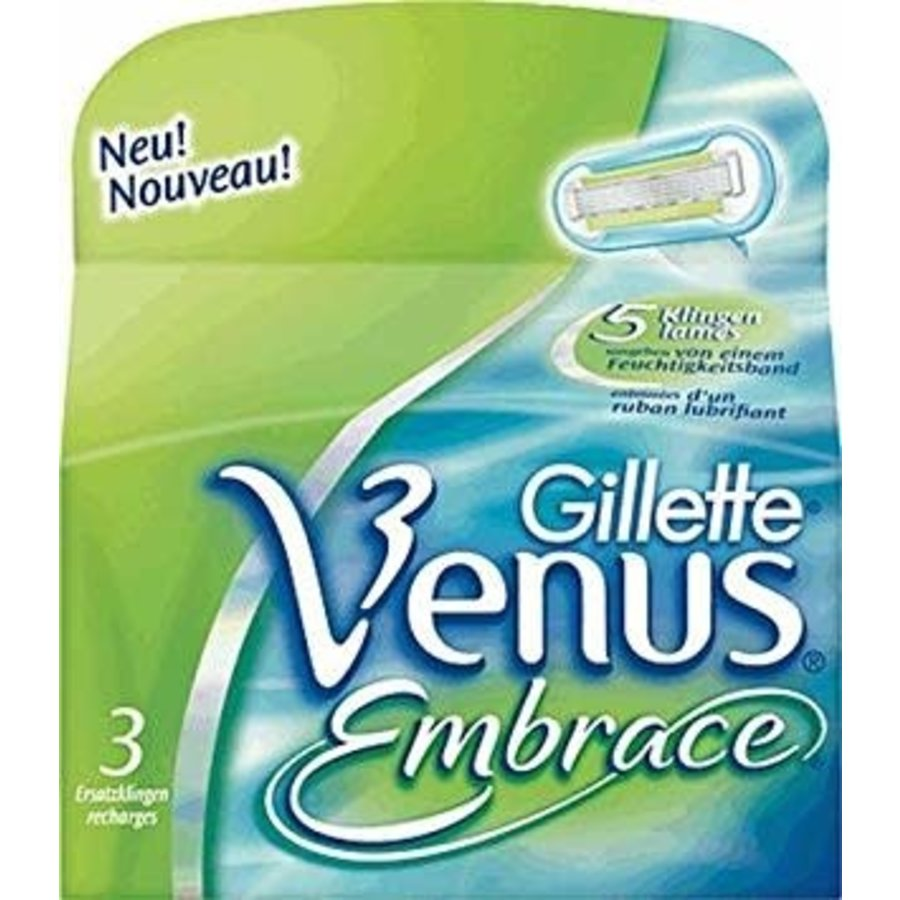 Gillette Venus Scheermesjes-1