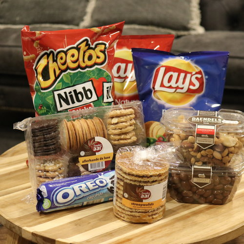 Chips, Snacks en Noten