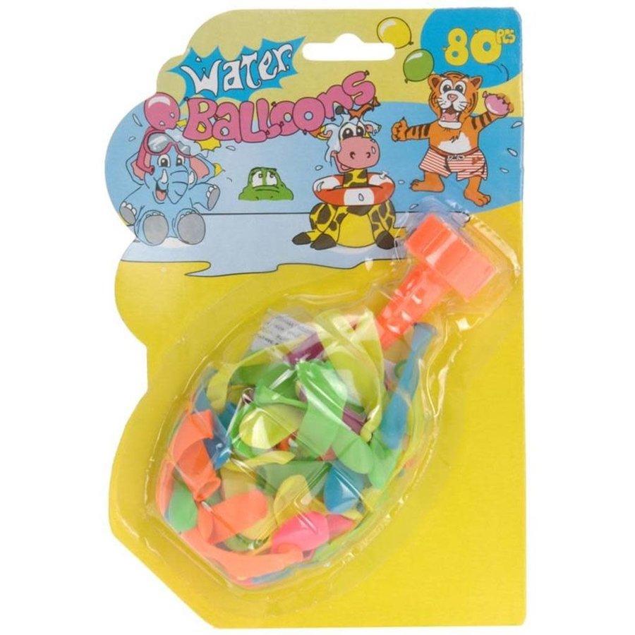 Waterballonnen(80 stuks)-1