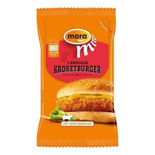 Mora Magnetron Broodje Kroketburger