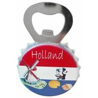 Holland opener met magneet
