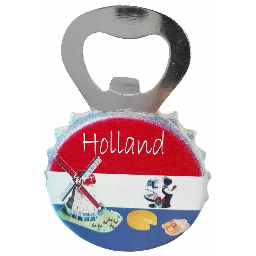 Holland opener met magneet-1