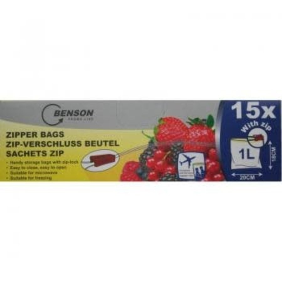 Zipper bags-1