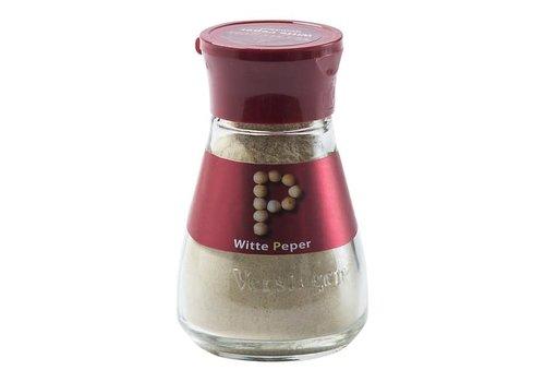 Verstegen Witte peper gemalen