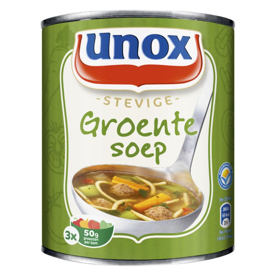 Unox Stevige Groentesoep 30cl-1