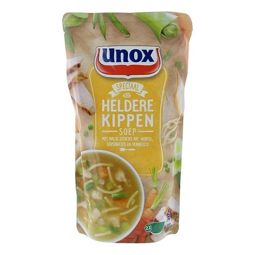 Unox Speciaal Heldere kippensoep