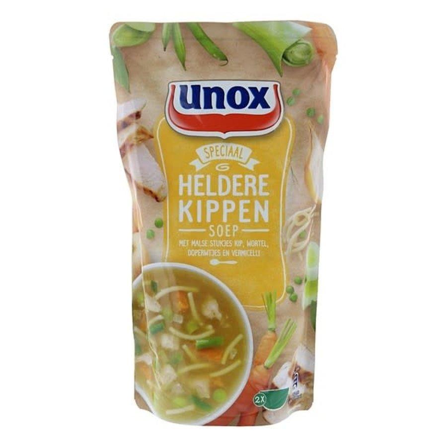 Unox Speciaal Heldere kippensoep-1