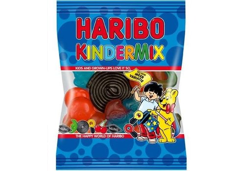 HARIBO Kindermix 250gr