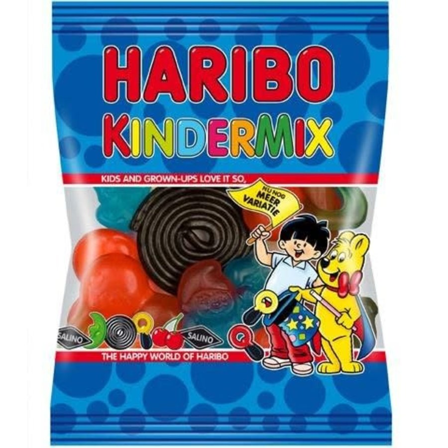 HARIBO Kindermix 250gr-1
