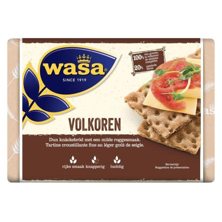 Wasa Knäckebröd volkoren-1