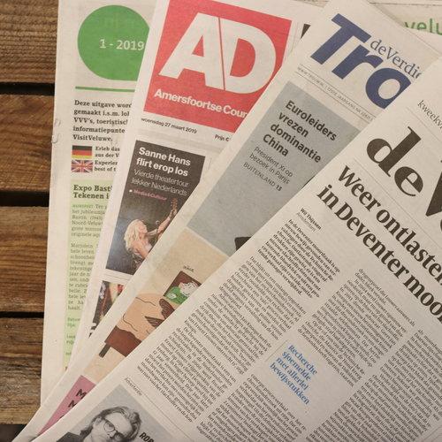 Kranten en Tijdschriften