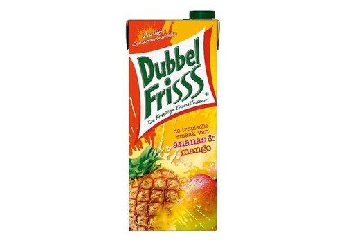 Dubbelfris Ananas & mango