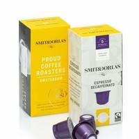 Smit&Dorlas Capsule  decaf Fairtrade