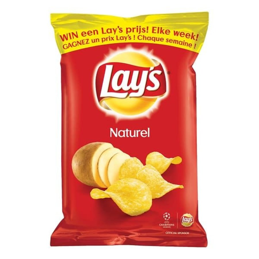 Lay's Chips naturel 40gr-1