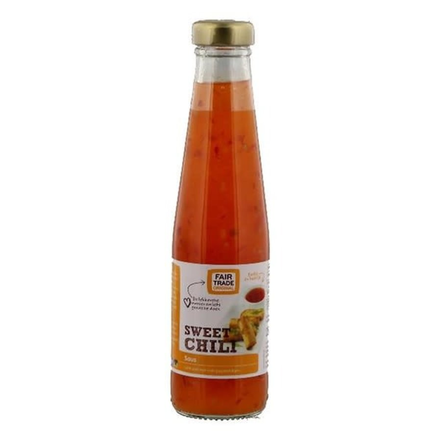 Fair Trade Sweet chili saus-1