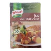 Knorr Jus met pittige kruiden