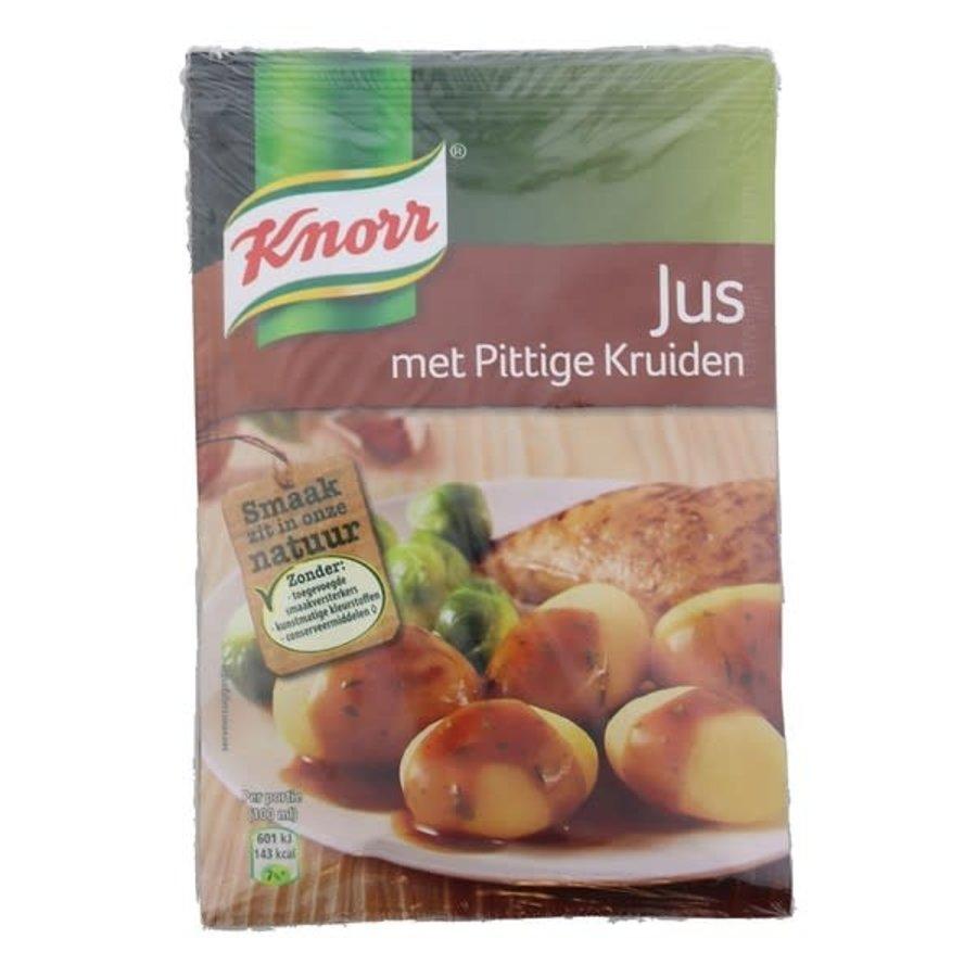 Knorr Jus met pittige kruiden-1