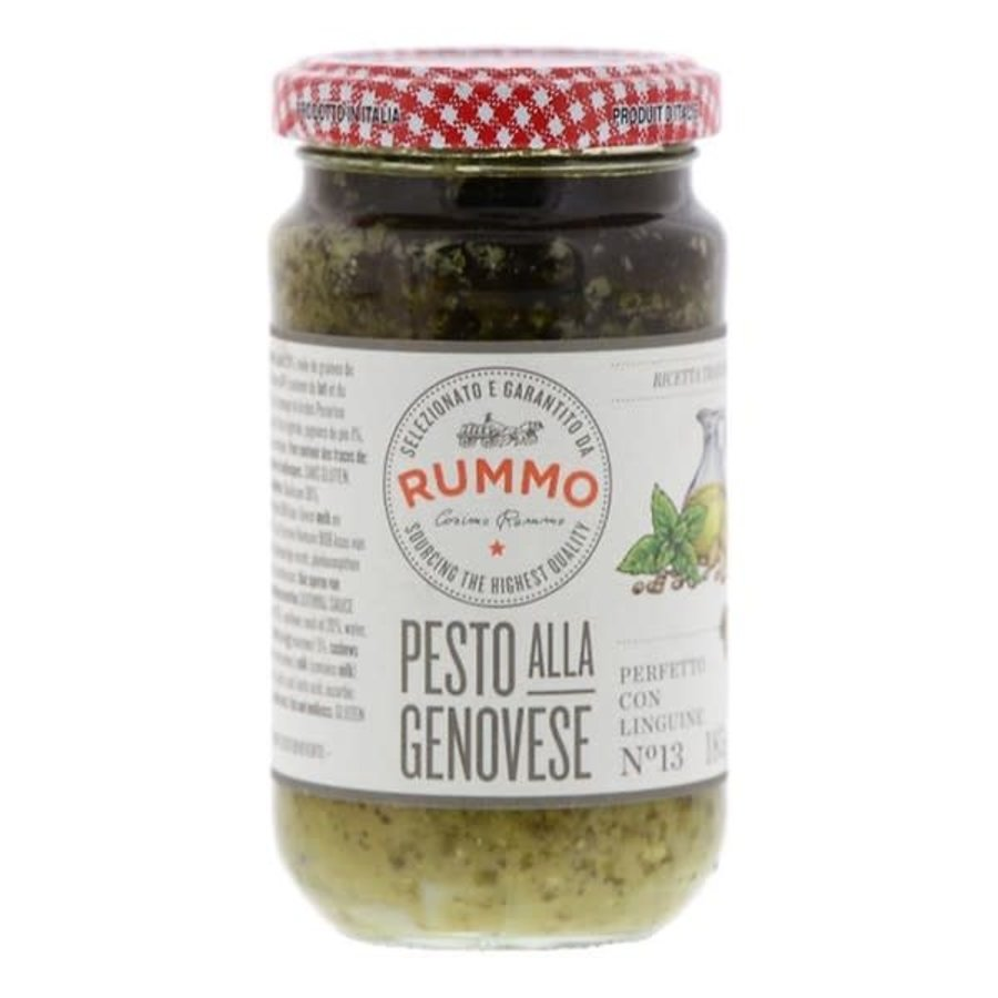 Rummo Pesto alla Genovese-1