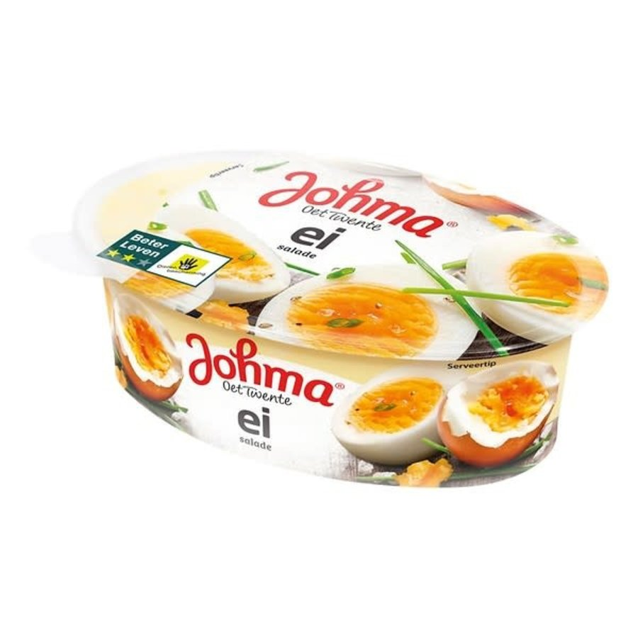 Johma Scharrelei salade, BL2-1