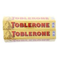 Toblerone Melk, geel